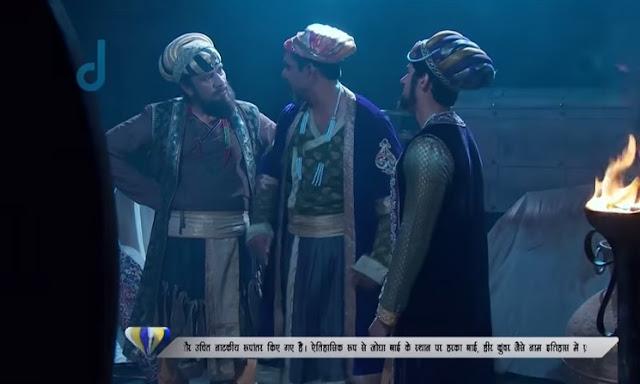 Sinopsis Jodha Akbar Episode 534