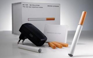 Wow, Rokok elektronik berasap uap air dan tidak bau
