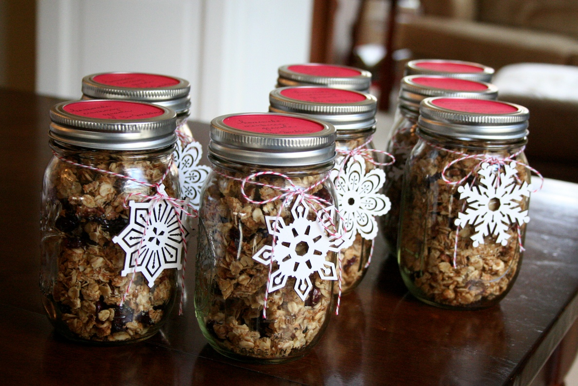 And we baked piles and piles of our favorite ginger cookies . I'll be ...