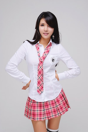 Cha Sun Hwa, Cute School Girl 05
