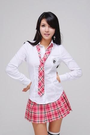 Cha Sun Hwa, Cute School Girl 05