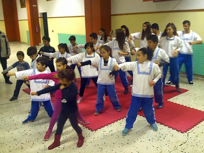 imathion%2Bepidiksi Βέροια: Δωρεάν μαθήματα Παγκρατίου από τον Ημαθίωνα