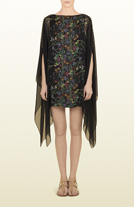 Gucci 2013 Abiye Elbise Modelleri