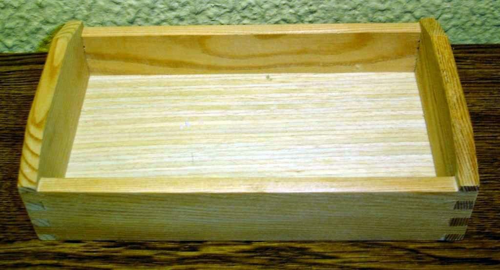 Bandeja de madera decorada con craquelado y decoupage - Craquelado de madera ...