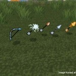 untitled Elemental Arrows 1.4.7 Mod Minecraft 1.4.7 indir