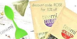 Teami Blends Discount Code