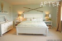 Lake Cottage Bedroom