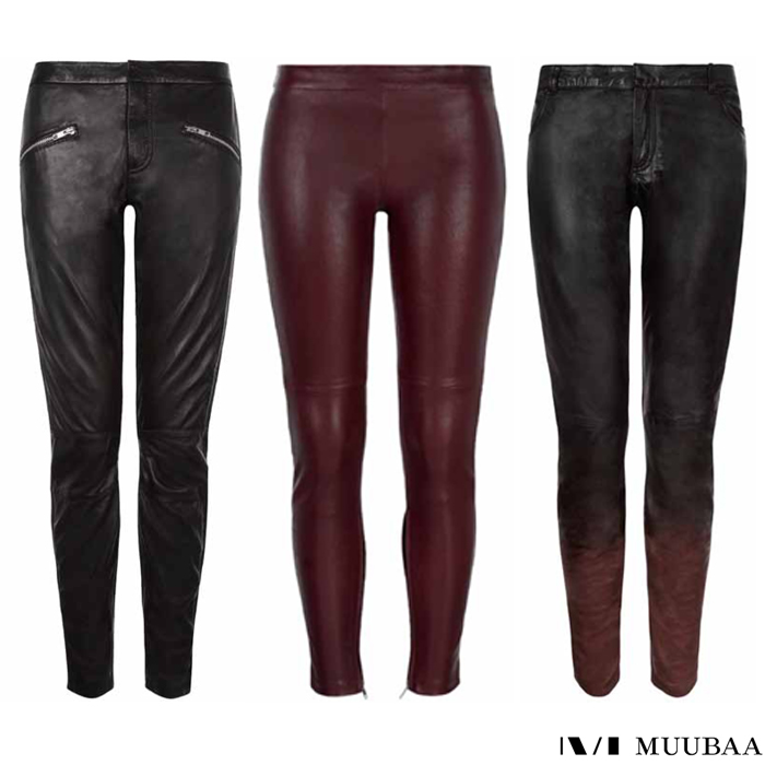 TROUSERS MUUBAA A/W 2013 New Collection