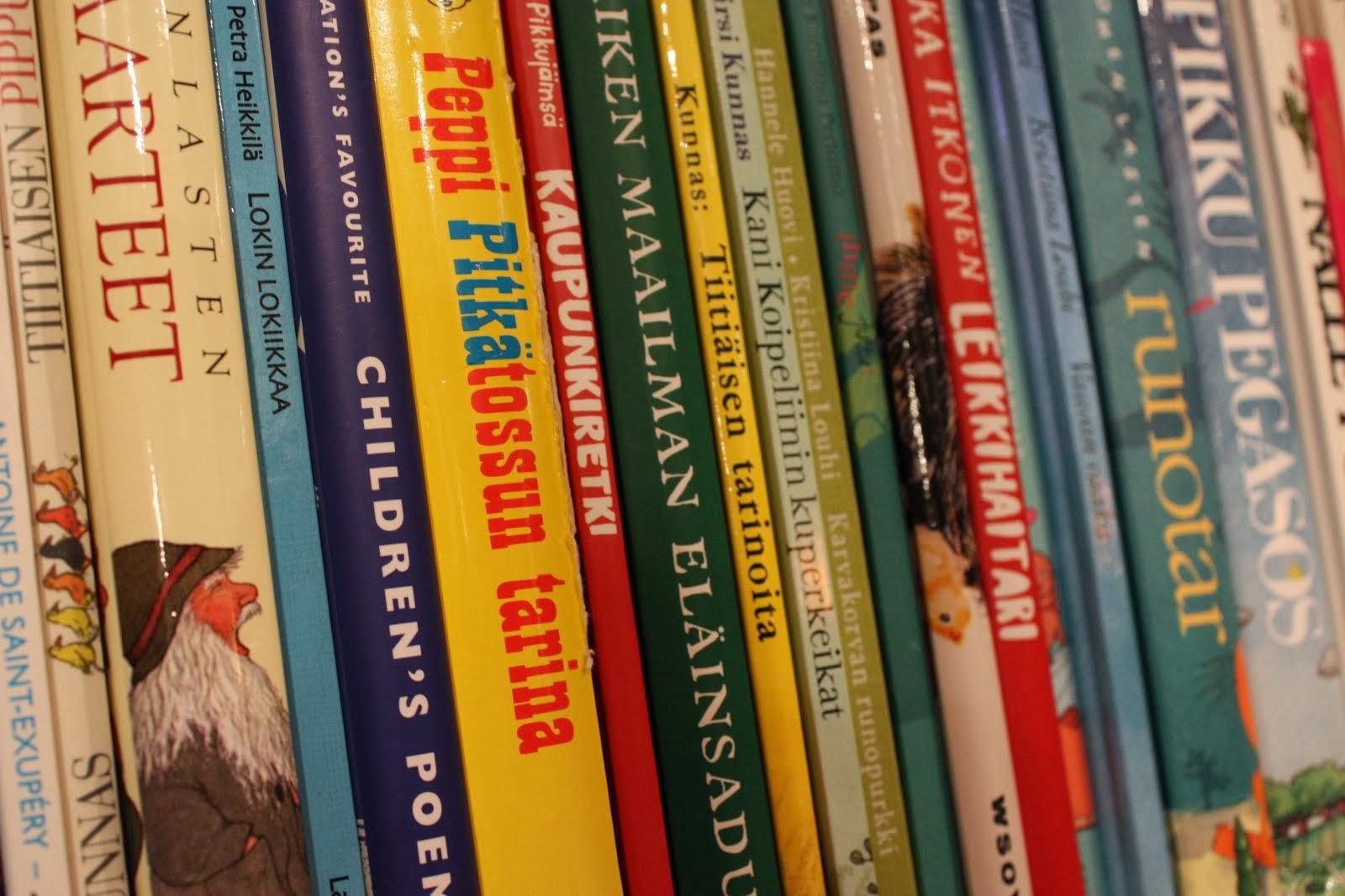 Hyvä lastenkirja on aarre
