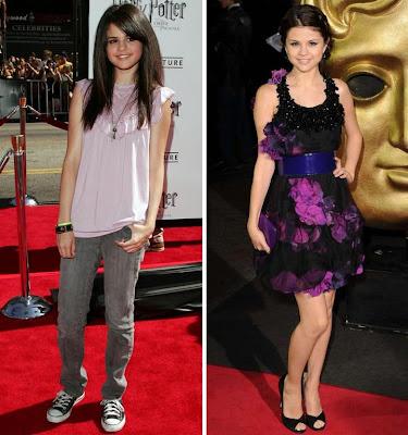 Selena Gomez Hairstyle Idea 2012