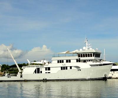 Travel On The Level: Cruising the Southern Yasawa Islands ... Tom Cruise Ports