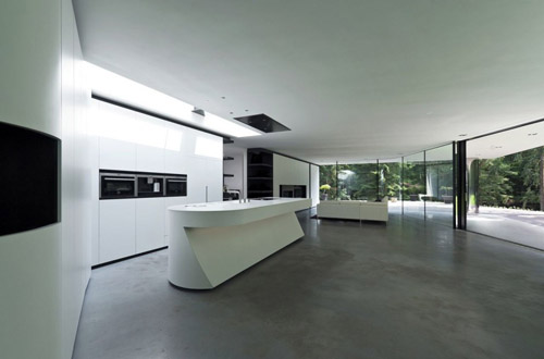 Villa Veth kitchen
