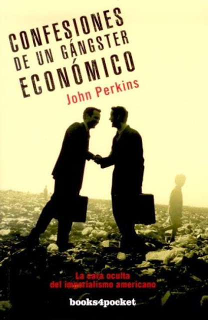 Confesiones de un gángster económico. John Perkins [Pdf]