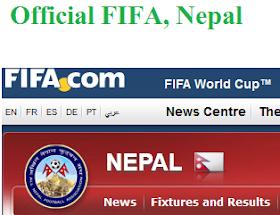 Nepal Page- FIFA