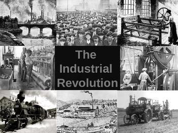 oliver twist industrial revolution