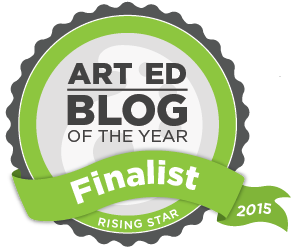 Art Ed BLOG Rising Star Finalist 2015
