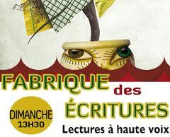 """MES POÈMES EN """"FABRIQUE DES ÉCRITURES""""HAPITRE II -2011 (LUXEMBOURG)"""