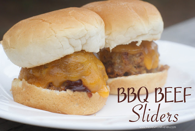 These BBQ Beef Sliders are a must try. And with only a 30-45 minute ...