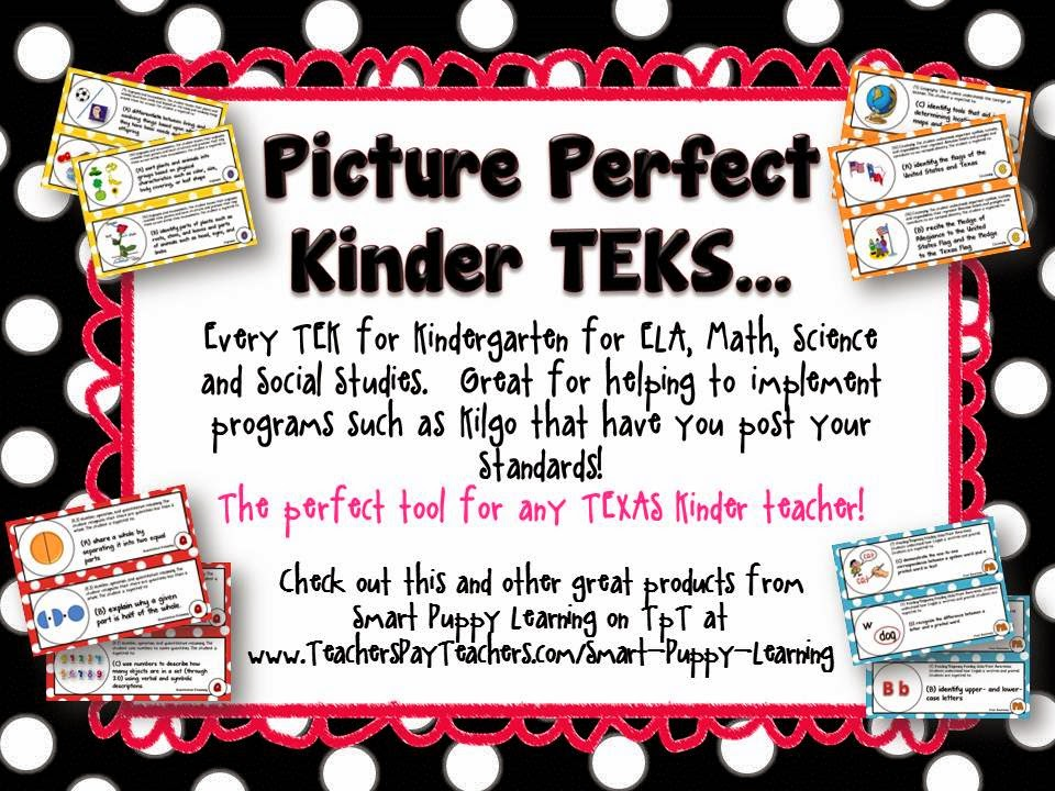 http://www.teacherspayteachers.com/Product/Kindergarten-TEKS-Illustrated-and-Organized-298426