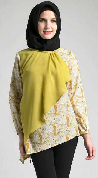 Kreasi Baju Muslim Batik