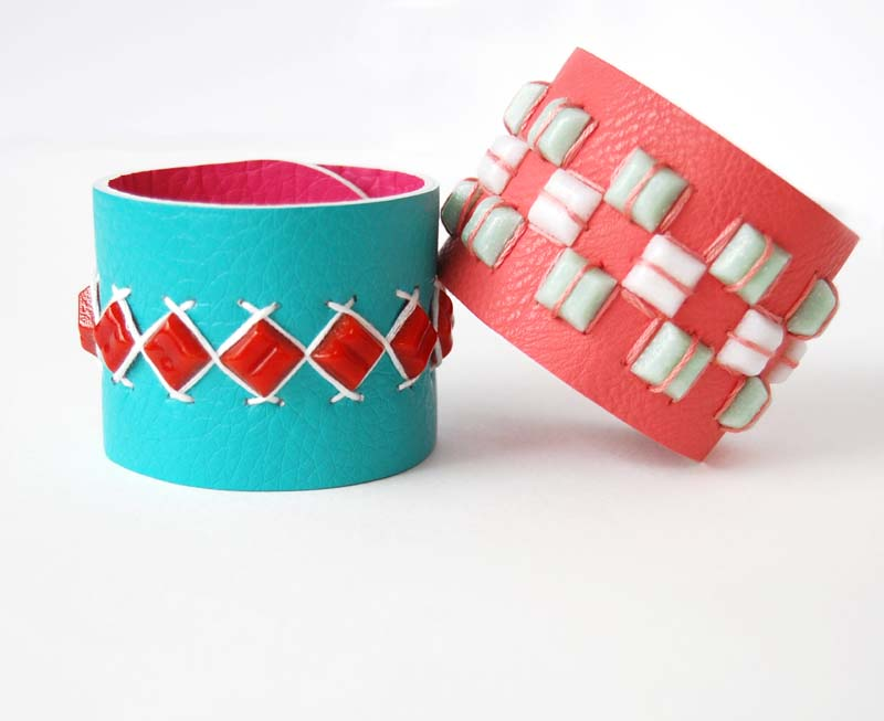 embroidered cuff DIY tutorial darby smart