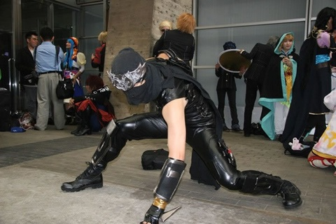 Cosplay Are Epic Game Cosplay
