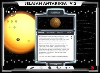 Jelajah Antariksa V.2