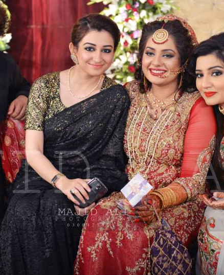 Iqra Shahzada Wedding Pictures