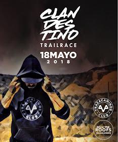 3º EDICIÓN DEL CLANDESTINO TRAIL