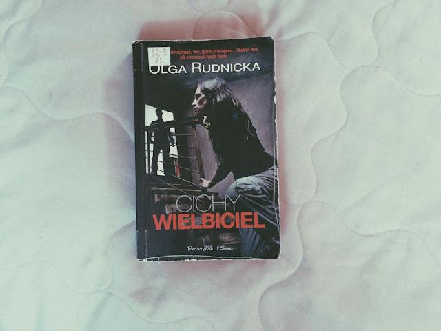 """""""Cichy Wielbiciel"""" Olga Rudnicka"""