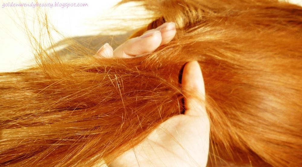 et cette fois l comme je le disais jai eu la chance de voir mes cheveux prendre enfin la - Soin Cheveux Blond Colors