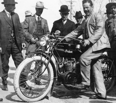Pancho Villa's Indian Motorcycle
