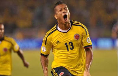 Colombia 1 - 1 Venezuela (2)