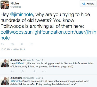 Politwoops, Diplotwoops, Sunlight Foundation, Open State Foundation, Twitter, campaign tweets