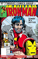 Iron Man #128 comic image