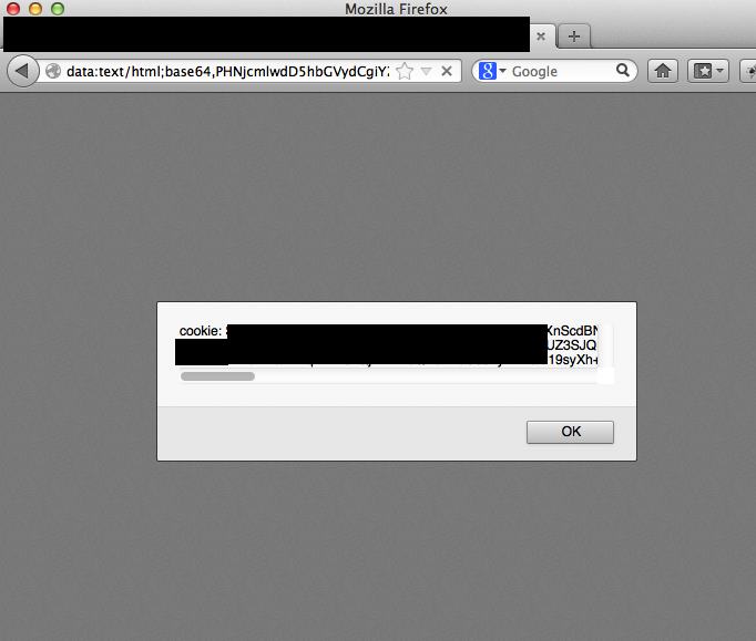 alert(1): Abusing Open Redirects To Bypass XSS Filters