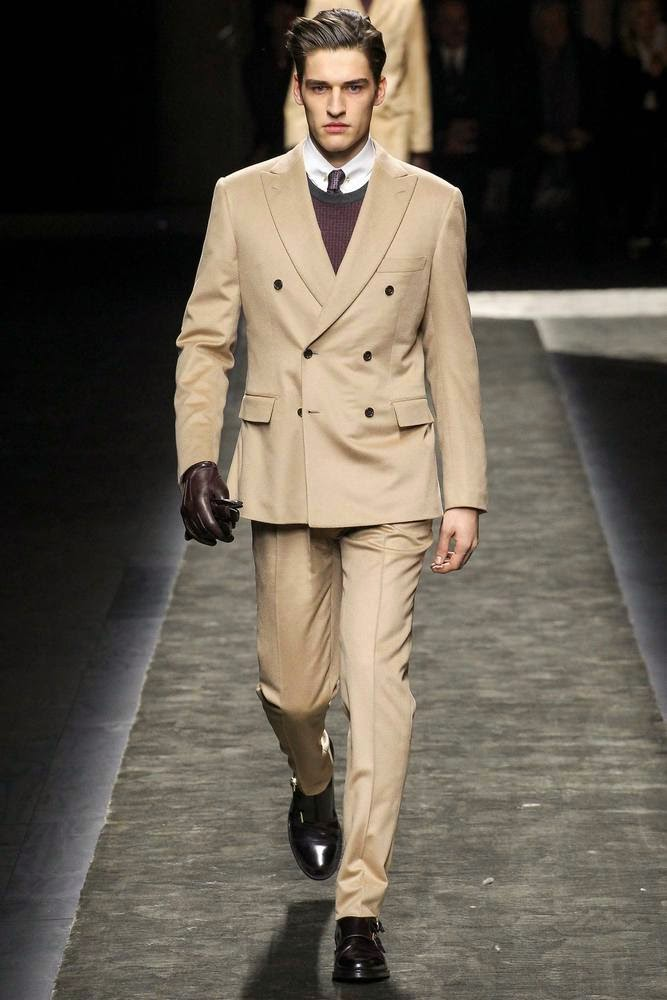 Brioni Fall/Winter 2015 - Milan Fashion Week