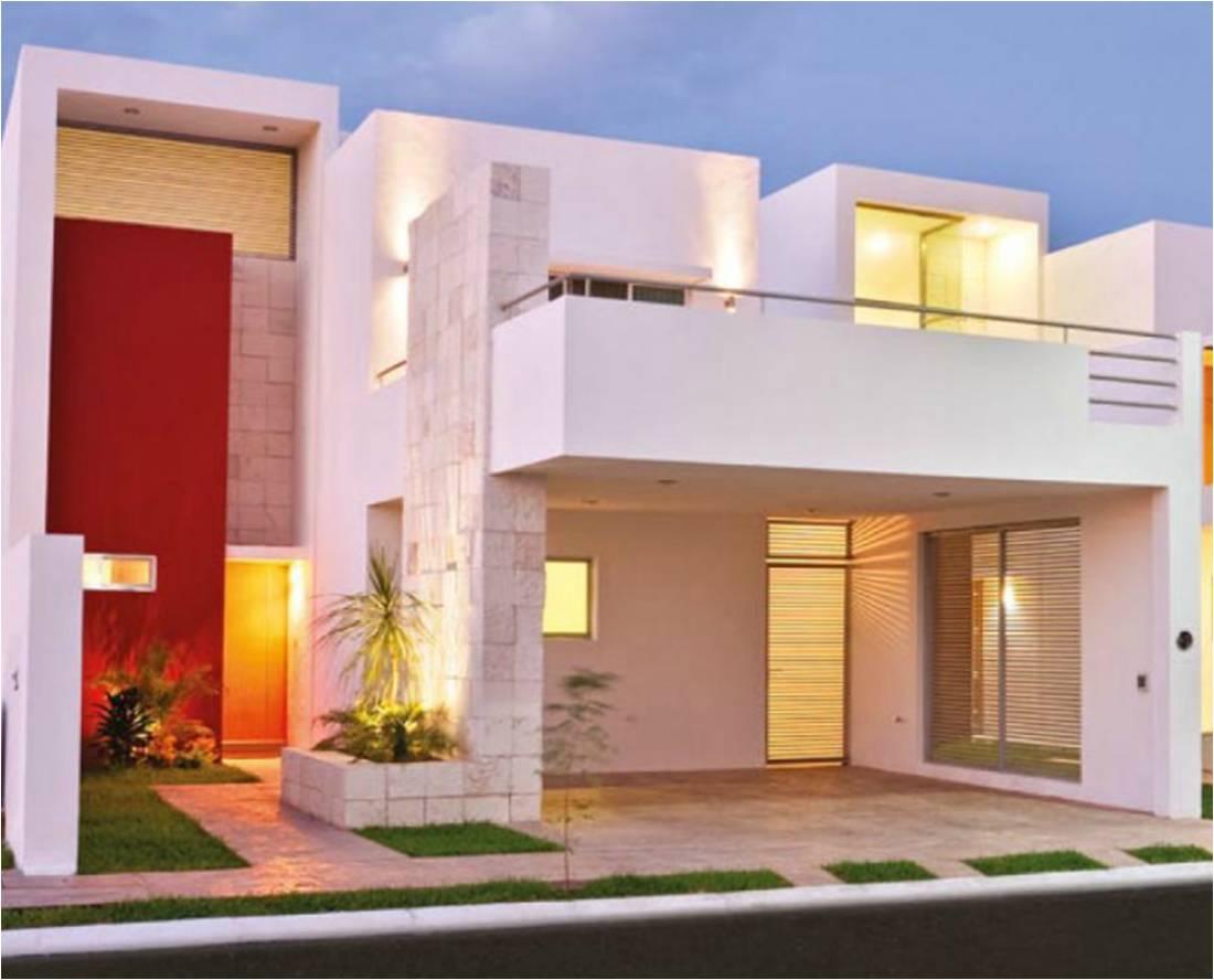 Inmodesarrollo fachadas minimalistas for Fachadas de casas elegantes modernas
