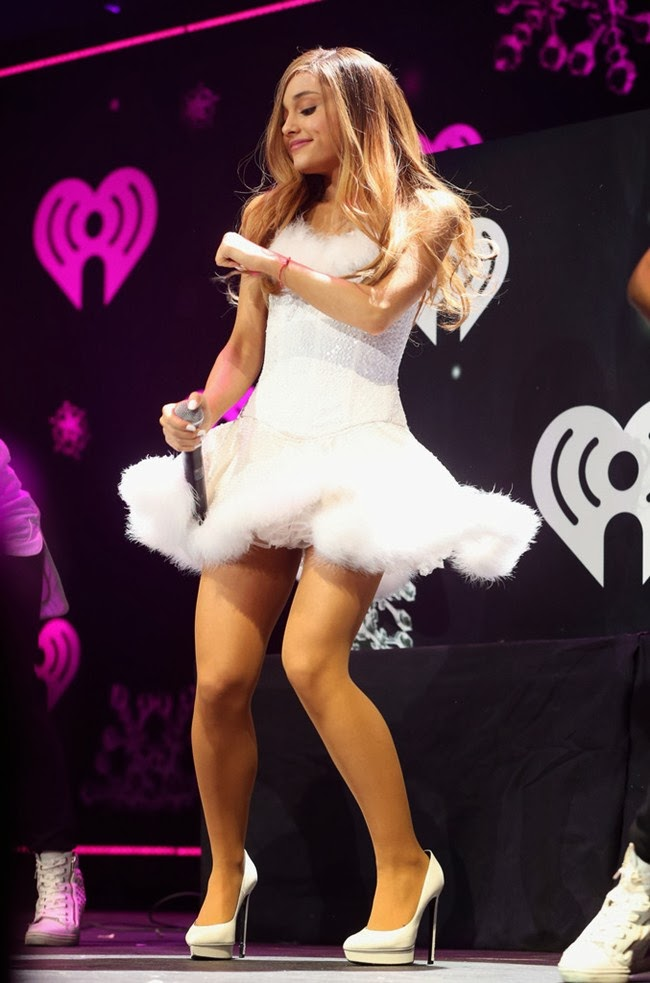 Ariana Grande Right There 1027 Kiis Fm Jingle Ball 12 | Auto Design ...