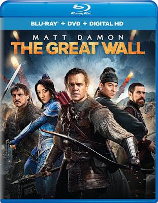 The Great Wall 2016 Dual Audio ORG BRRip 480p 300Mb ESub x264
