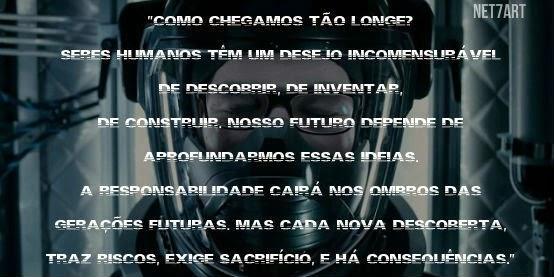 Frase Quarteto Fantástico Fantastic Four 2015 Net7art