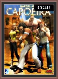 Martial Arts - Capoeira Cover, Poster