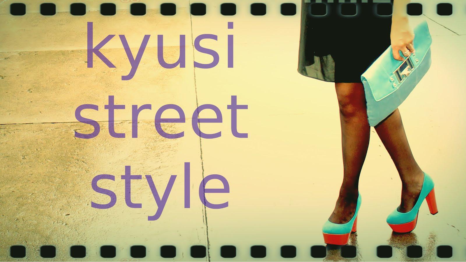 kyusi street style