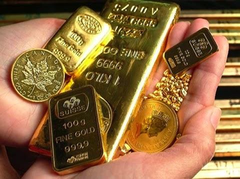 Các nhân viên của BullionStar sẽ được chọn nhận lương bằng vàng. Ảnh:Offshore