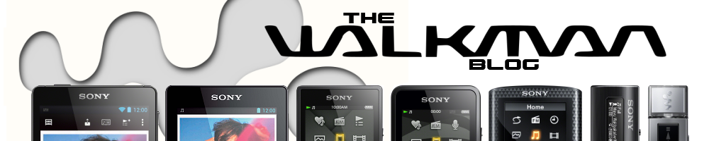 The Walkman Blog