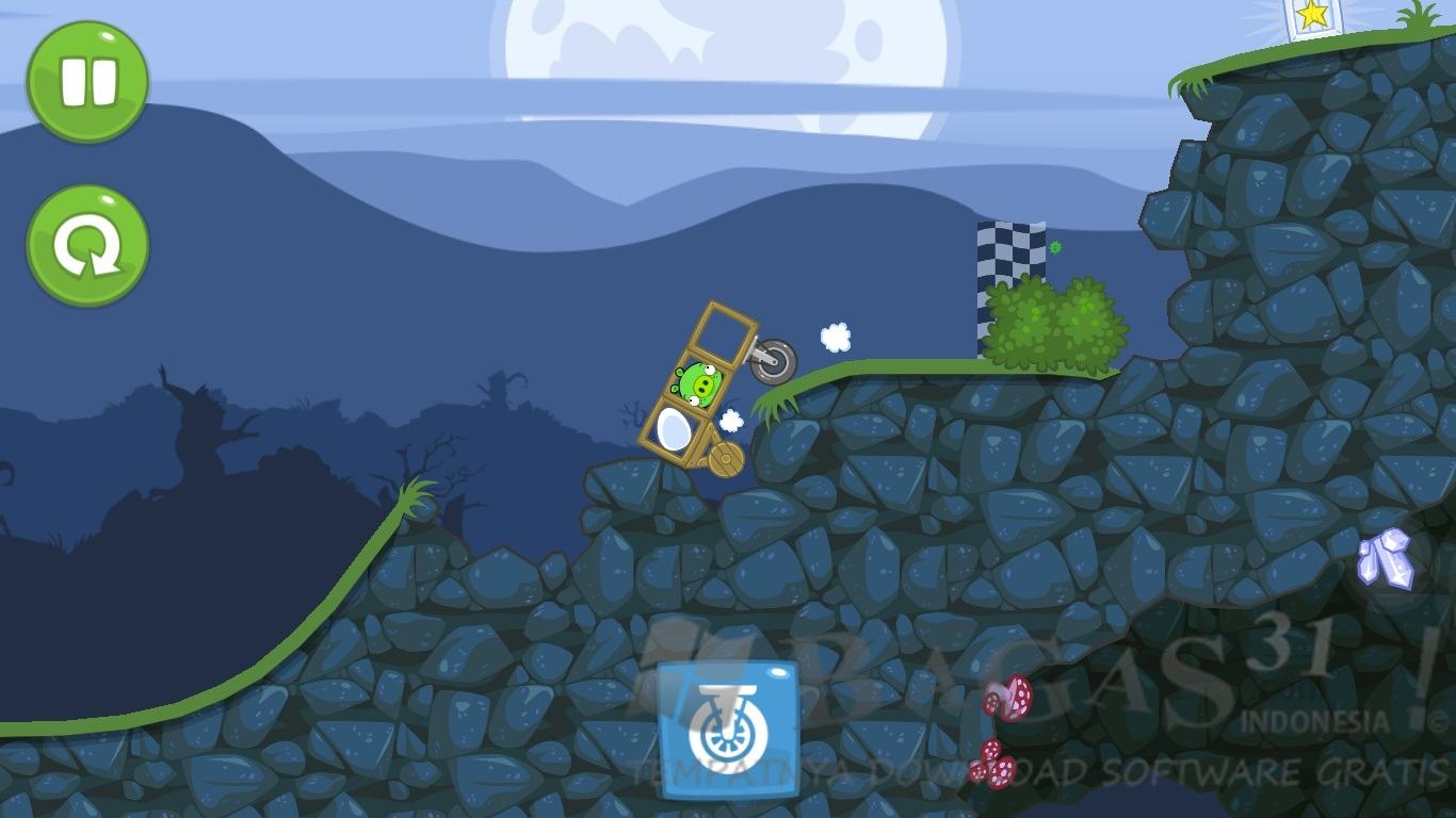 Bad Piggies 1.3 Full Crack - BAGAS31.com