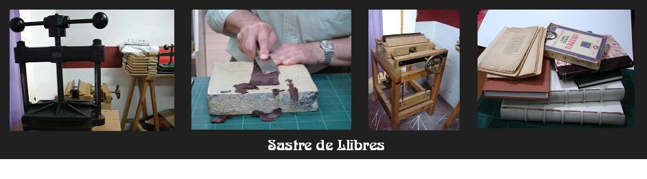 Pere Sacot - Sastre de Llibres