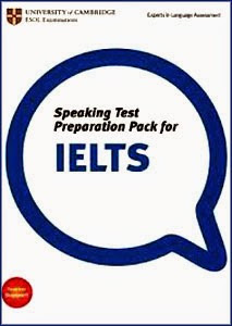 Cambridge Speaking Test Preparation Pack for IELTS With Pdf And Video File