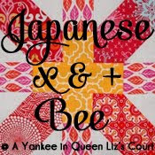Japanese X and + Bee