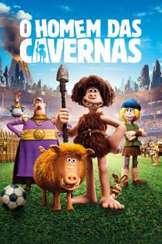 O Homem das Cavernas Torrent - BluRay 720p/1080p Legendado